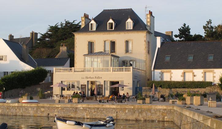 Hôtel Les Herbes Folles, Ile de Batz